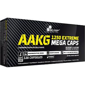 No, предтренировочники Olimp AAKG 1250 Extreme Mega Caps 120 caps