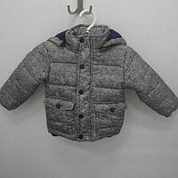 Курточка для мальчика с капюшоном