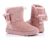Угги Zoom PJH-16 pink pink