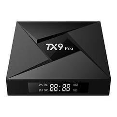ТВ приставка TV Box Tanix TX9 Pro 3/32gb Amlogic S912