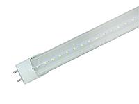 Светодиодная лампа Т8 0,6м 9Вт ( S серия ПРЕМИУМ) 6500K прозрачная, фото 1