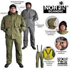 Костюмы демисезонные Norfin