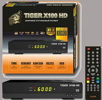 Тюнер TIGER X100 HD AC3