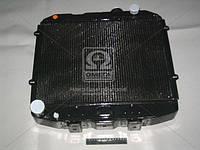 Радиатор водяного охлаждения УАЗ (3-х рядный) двигателяЗМЗ-514 с отверстием под датчик (производство ШААЗ) (арт. 3160-1301010-10), AHHZX