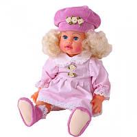 Кукла Ганночка высота 47 см, упакована в коробку
