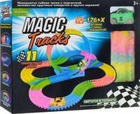 """Детская гоночная трасса Magic Tracks светящийся дорога """"Мертвая петля"""" 176 деталей в коробке"""