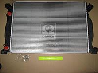 Радиатор охлаждения AUDI A4/ S4 (00-) 3.0/3.2 (производство Nissens) (арт. 60307A), AHHZX