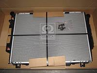 Радиатор охлаждения MERCEDES S-CLASsangYong W140 (91-) (производство Nissens) (арт. 62716A), AHHZX
