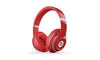 Наушники Bluetooth беспроводные Monster Beats Studio ST-409 Red (MP3, FM)