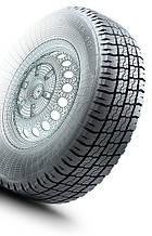 7.50 R16 LTA-401 всесезонні шини Rosava