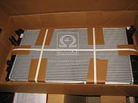 Радиатор FOCUS C-MAX 16/20TDCi 03- (Van Wezel) (арт. 18002370), AGHZX