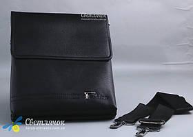 Барсетка планшет Fashion черная