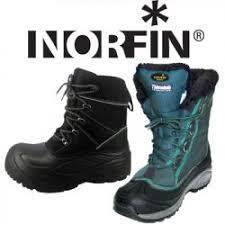 Ботинки зимние Norfin