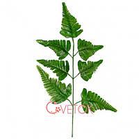 Искусственный лист папоротника 5 V01 - 2