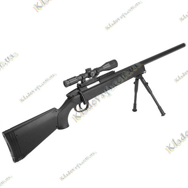 Пневматическая снайперская винтовка ZM51 (SSG 69 Sniper Rifle), фото 1