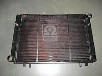 Радиатор водяного охлаждения ГАЗ 3302 (3-х рядный) (производство г.Бишкек) (арт. 330242Б.1301010), AGHZX