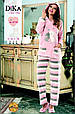 Женская домашняя одежда Dika 4718 L, фото 2