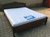 Кровать из дерева ясеня Идеал