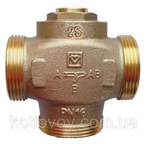 Трехходовой термосмесительный клапан HERZ Teplomix