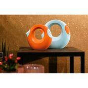 Лейка Cana ТМ Quut 1л (цвет голубой - оранжевый), фото 2