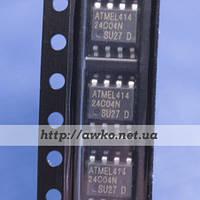 AT24C04N, Последовательная память EEPROM, [SOIC-8]