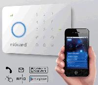 GSM сигнализация G5 (B2888) с RFID чипом и Wireles датчиками Код:462071608