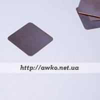 Медная пластина, термопрокладка 15х15х0.1