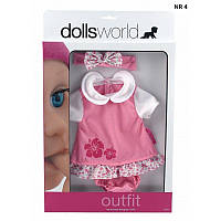 Набор одежды для куклы Peterkin, 41 см