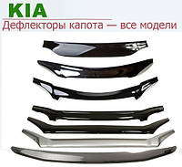 Дефлектор капота - KIA Picanto с 2004–2007 г.в.