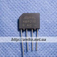 KBP210 [2A 1000V]