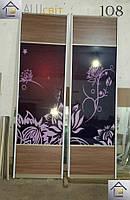 Фасады (двери)  фотопечать для шкафов купе, гардеробных