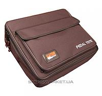 GATOR Надежный педалборд с сетевым адаптером и сумкой GATOR GPT-BL-PWR