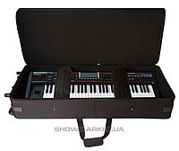 GATOR Кейс для синтезатора, пятиоктавного (61 клавиша) GATOR GK-61 SLIM