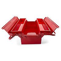 Ящик для инструментов металлический INTERTOOL HT-5043 Код:279400684