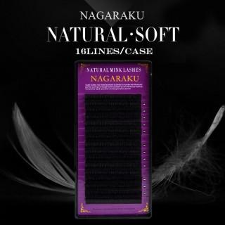 Ресницы для наращиванияNagaraku 16 линий.