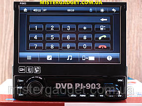 Автомагнитола Pioneer Pi-903 GPS Bluetooth 7-дюймов ТВ-тюнер, фото 3