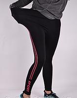 """Лосины женские """"Sport"""" бесшовные, размер 48-54, лосины с широкой резинкой, разные цвета"""