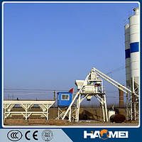 Стационарный бетонный завод HZS25, 25м3/ч