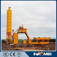 Мобильный бетонный завод YHZS25, 25м3/ч, низкая цена