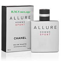 Туалетная вода Chanel Allure Homme Sport (Шанель Аллюр Хоум Спорт) Код:469132642