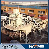 Мобильный бетонный завод YHZS35, 35м3/ч, низкая цена