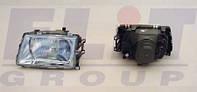 Фара передняя левая H4, ручн. регул. A100 DEPO Ауди 100 AUDI 100 10.82-11.90 441-1108L-LD-E