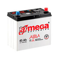 Аккумулятор автомобильный A-Mega Asia 6ст-60 А/ч (0)Jis 540En