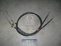 Трос ручного тормоза ВАЗ 2131 эконом (дл.база) (производство Рекардо) (арт. 2131-3508180), AAHZX