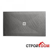Душевой поддон Galassia Piana 1112GR - цвет серый
