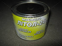 Смазка Литол-24 гост Экстра КСМ-ПРОТЕК (банка 0,4кг) Смазка