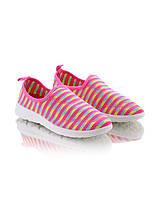 Кроссовки без шнуровки обувь для женщин модные