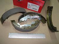Колодка тормозная барабанная TOYOTA CARINA (производство ASHIKA) (арт. 55-02-220), ADHZX