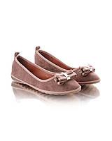 Балетки с бантиком обувь женская 13153 красивые