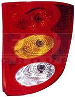 Фонарь задний правый без патрона Пежо 1007 PEUGEOT 1007 4.05- 550-1939R-LD-UE